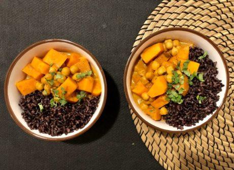 Jednoduché orientální jídlo provoní Váš byt