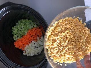 Čocková polévka (nejen) z pomalého hrnce