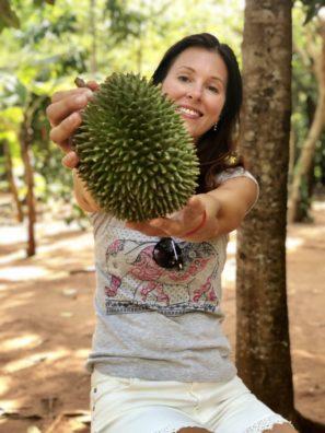 Durian - buď ho milujete, nebo naopak. NaZanzibaru ho milují.