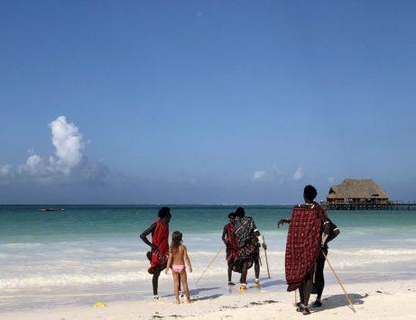 Zanzibar aBeach boys.. nějakým způsobem tam patří.