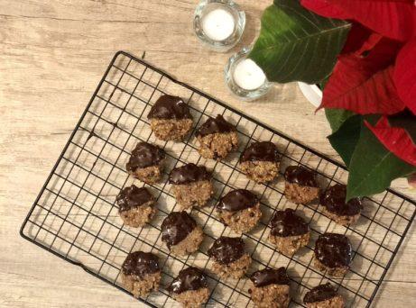 Vánoční marokánky zdravě - přirozeně bez lepku imléka aoslazené datlemi. Vyzkoušejte, urřitě vás nezklamou
