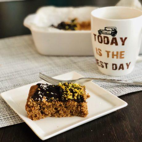 Perník může být izdravý. Vyzkoušejte náš oblíbeý mrkvový sčokoládovou polevou. Zpřirozeně bezlepkových muk